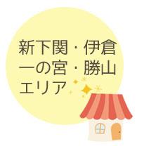 新下関・伊倉・一の宮・勝山の新築物件